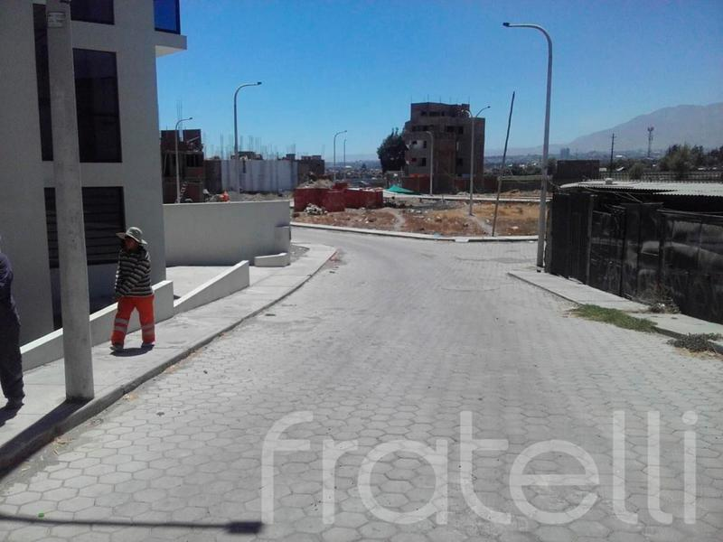 Foto Terreno en Venta en  Jose Luis Bustamante Y Rivero,  Arequipa  TERRENO LA PAMPILLA