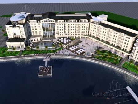 Oficina en Alquiler  en Nordelta Bahia Grande Wyndham Hotel