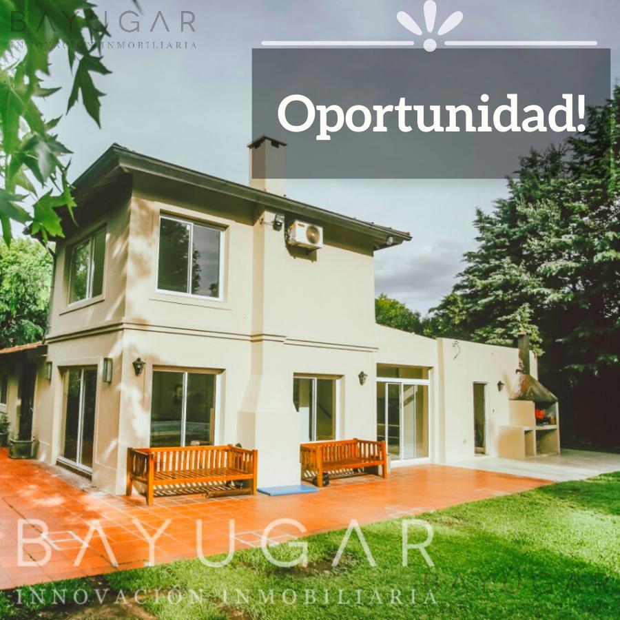 Foto Casa en Alquiler temporario en  Pilar Village,  Countries/B.Cerrado (Pilar)  OPORTUNIDAD! INCREÍBLE CASA EN VENTA y ALQUILER TEMPORAL 2020