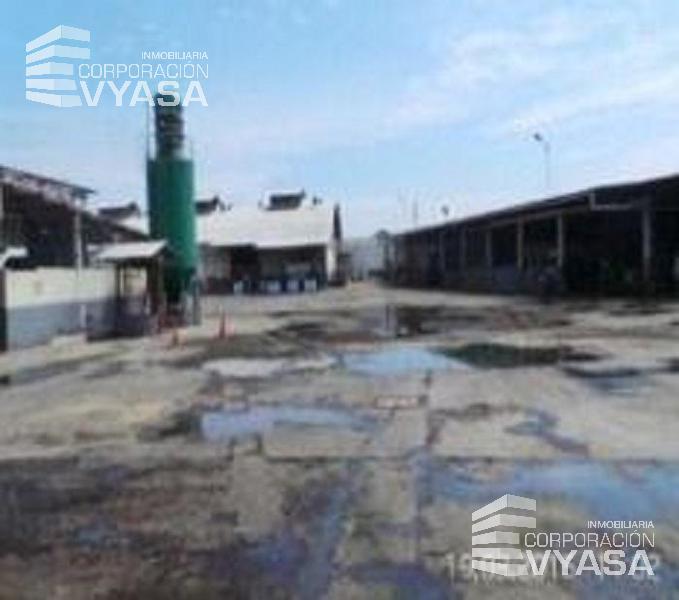 Foto Edificio Comercial en Venta en  Sur de Manta,  Manta  Manta, Planta Extractora y Refinadora de aceite en Venta
