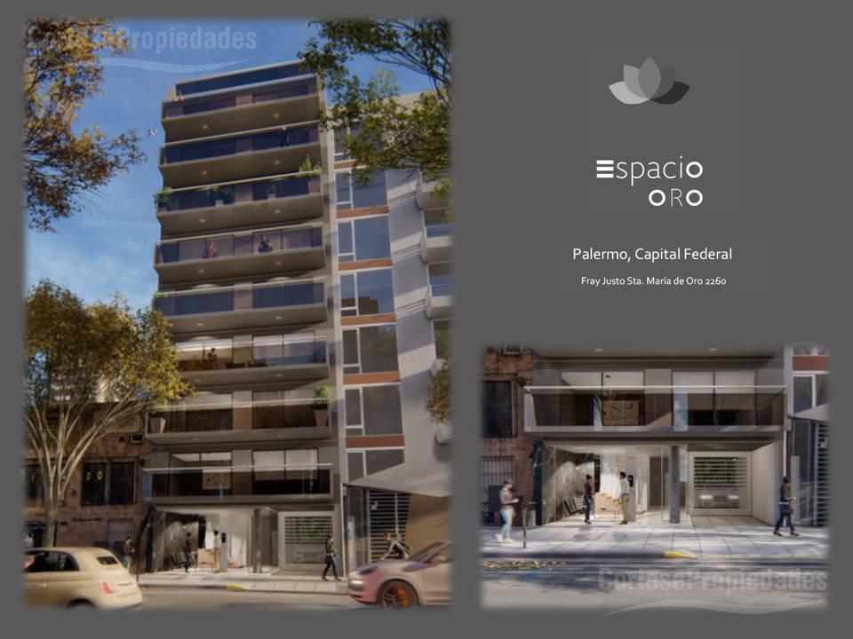 Foto Departamento en Venta en  Palermo ,  Capital Federal  Espacio Oro  al 2200