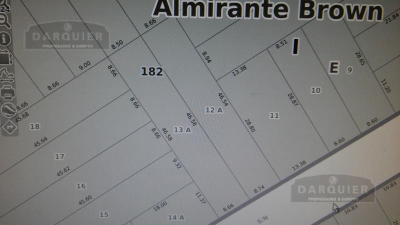 Foto Terreno en Venta en  Adrogue,  Almirante Brown  J DE LA PEÑA 341