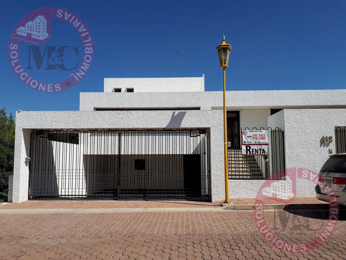 Foto Casa en Renta en  Campestre,  Aguascalientes  CASA EN RENTA NORTE AGUASCALIENTES