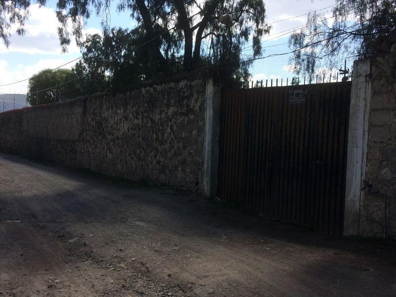 Foto Terreno en Venta en  Rancho o rancheria Hacienda San Lunes,  Mineral de la Reforma  TERRENO COL. SAN LUNES, PACHUCA