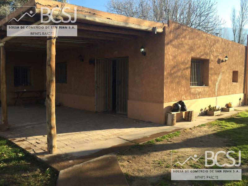 Foto Casa en Venta en  Pocito,  Pocito  Calle nueva S/N entre Aberastain y Vidart lote 3