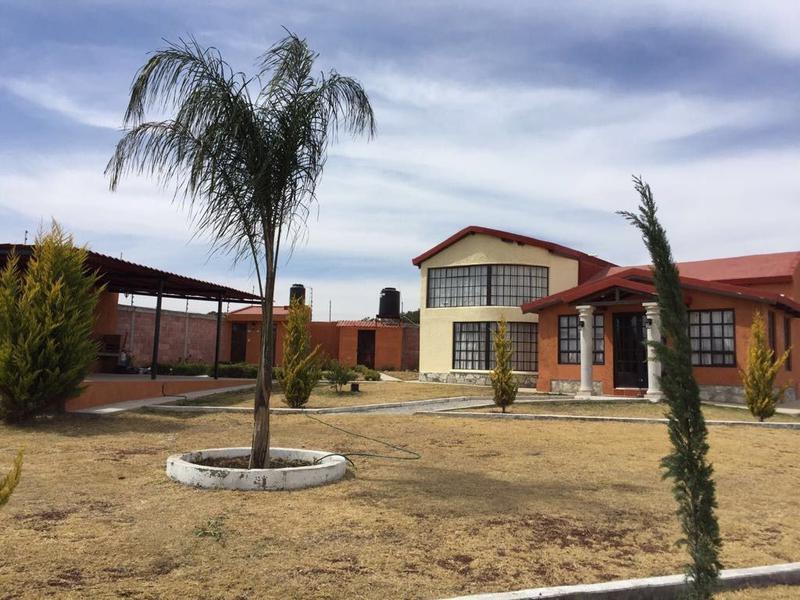 Foto Quinta en Venta en  Rancho o rancheria San Miguel Regla,  Huasca de Ocampo  Rancho o rancheria San Miguel Regla