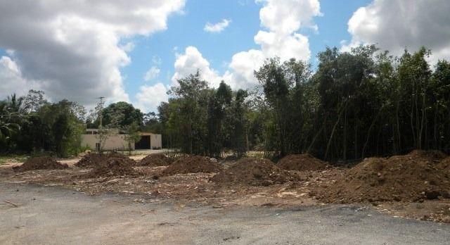 Foto Terreno en Renta en  Colegios,  Cancún  Terreno en Renta Zona Colegios. 2500 m2. Calle Sonora. SMZ 307. A unos metros de la Huayacan.