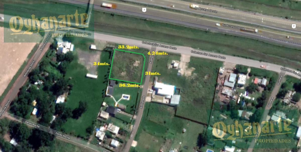 Foto Terreno en Venta | Alquiler |  en  General Rodriguez ,  G.B.A. Zona Oeste  Acceso Oeste Colectora Sur km 48 y Avellaneda