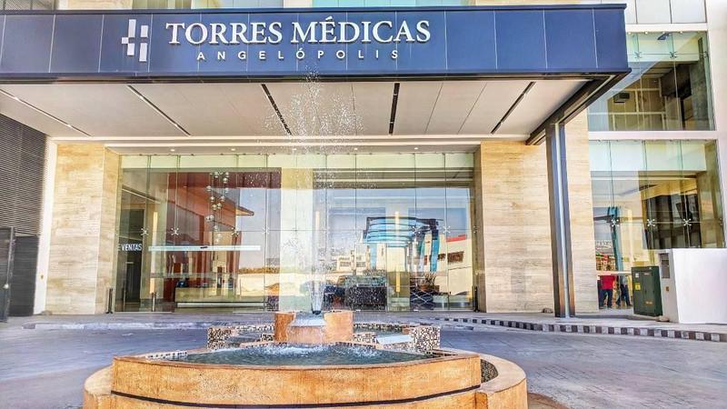 Foto Local en Venta en  Ciudad Judicial,  San Andrés Cholula  Consultorio en venta en Torres Medicas, San Andres Cholula