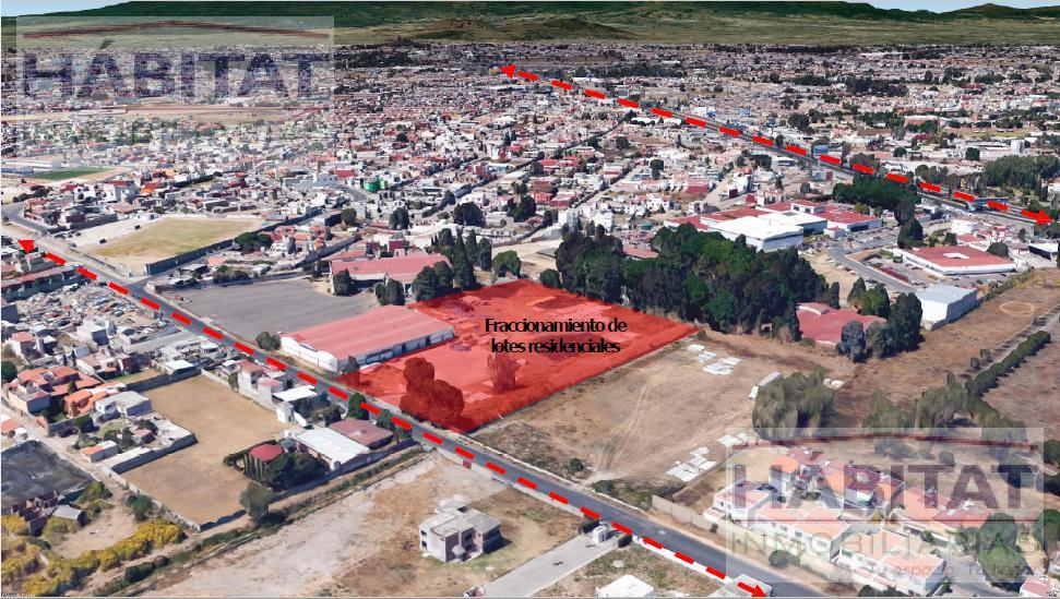 Foto Terreno en Venta en  Puebla de Zaragoza ,  Puebla  lote en preventa zona recta a cholula, Puebla