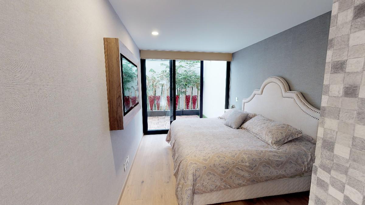 Foto Departamento en Venta en  Polanco,  Miguel Hidalgo  Emerson Garden House NUEVO a la venta, col. Polanco (JS)