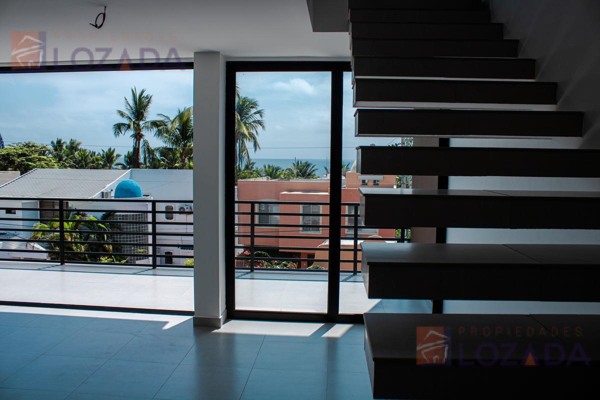 Foto Departamento en Venta en  Punta Blanca,  Santa Elena  Vendo Departamento Punta Blanca estreno, con vista al océano