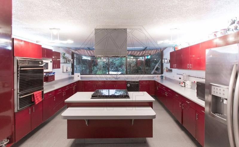 Foto Casa en Venta en  Lomas de Tecamachalco,  Huixquilucan  Tecamachalco, Fuente de Águilas, casa en venta (GR)