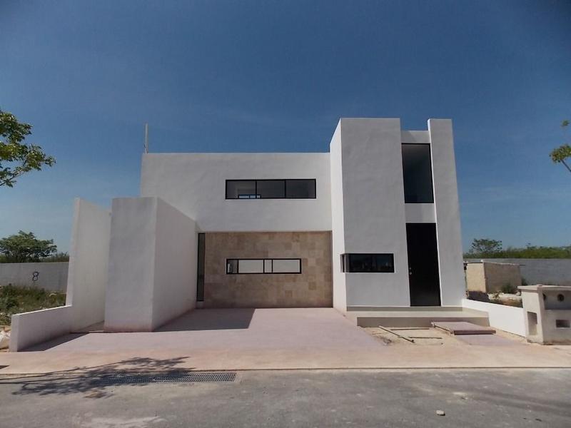 Foto Casa en condominio en Venta en  Pueblo Cholul,  Mérida  Casa en Venta Privada Lunare Mod Bellavista Cholul Mérida Yucatán