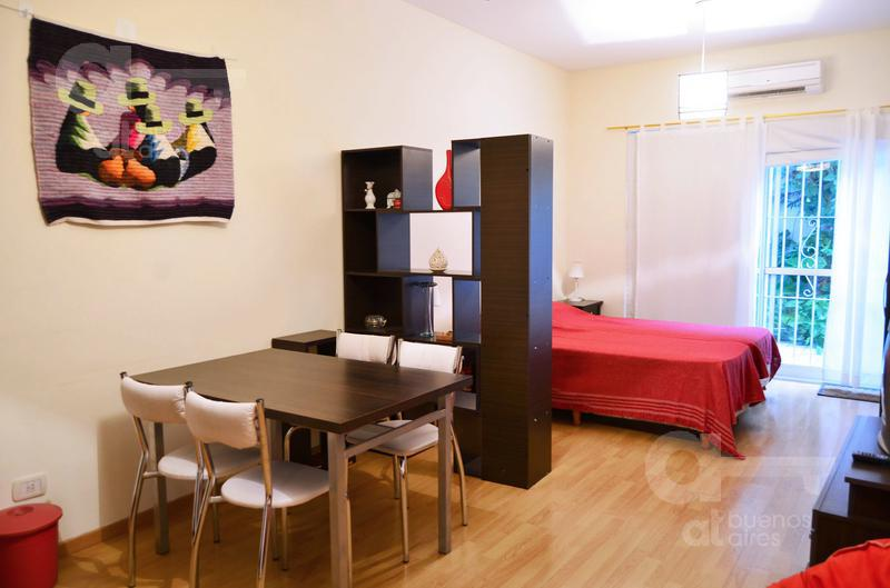 Foto Departamento en Alquiler temporario en  Almagro ,  Capital Federal  Gascón al 600