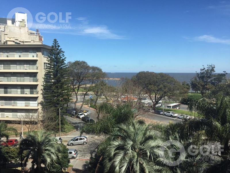 Foto Departamento en Alquiler en  Punta Carretas ,  Montevideo  Apartamento de 1 dormitorio, frente al Golf
