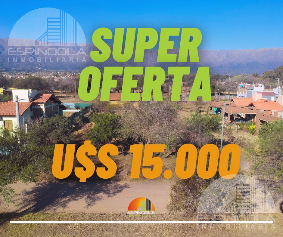 Foto Terreno en Venta en  Centro,  Merlo  Centro- Rodeo Cocos  1054- RETASADO!!!
