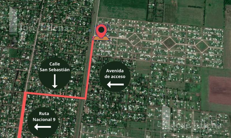 Foto Terreno en Venta en  roldan,  Rosario  Av. Acequias del Aire / Av. Río Paraná