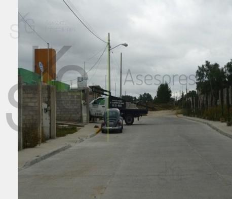 Foto Terreno en Venta en  Zumpango ,  Edo. de México  SKG Asesores Inmobiliarios Venden Terreno en Zumpango, Zumpango de Ocampo