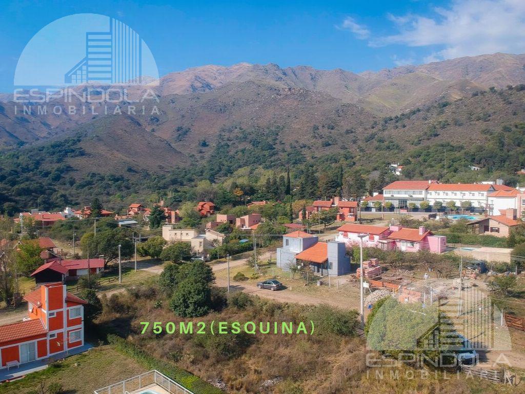 Foto Terreno en Venta en  Rincon Del Este,  Merlo  LOTE ESQUINA -Juan B.Justo  y Los Jilgueros
