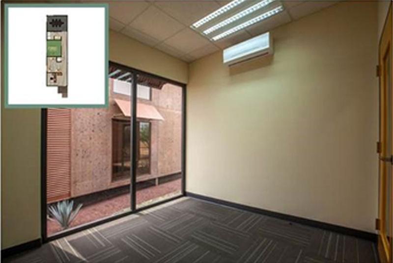 Foto Oficina en Renta en  Parque industrial Puerto Interior,  Silao  Oficinas en renta en el corazón del Puerto Interior