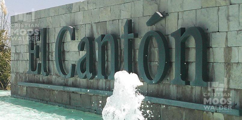 Foto Terreno en Venta |  en  El Canton - Norte,  Countries/B.Cerrado (Escobar)  El Canton