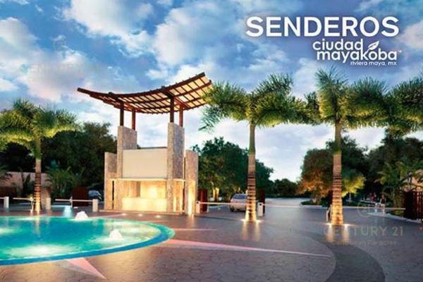 Foto Terreno en Venta en  Playa del Carmen ,  Quintana Roo  GRAN OPORTUNIDAD  Terreno de 179 m2 en Senderos Norte de Ciudad Mayakoba P2455