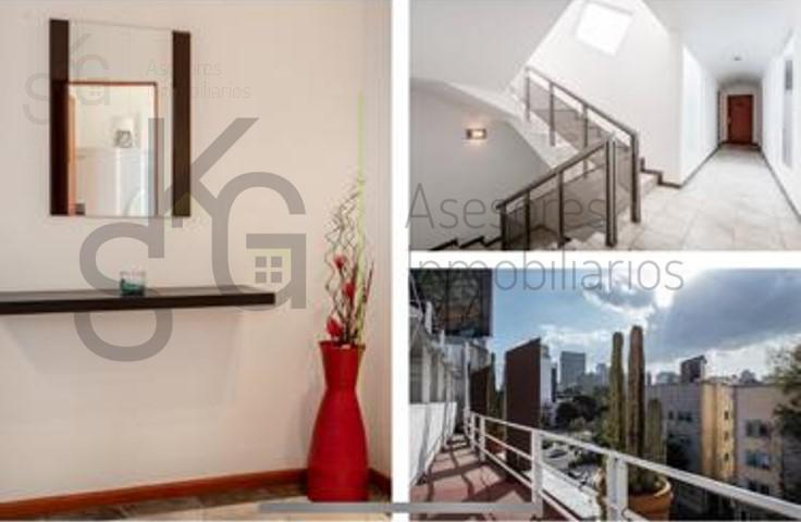 Foto Departamento en Renta en  Polanco,  Miguel Hidalgo  SKG Asesores Inmobiliarios Renta Departamednto en Polanco