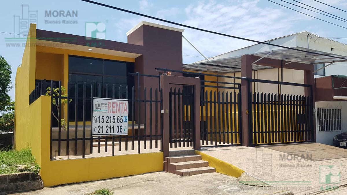 Foto Casa en Renta en  Alor Procoro,  Coatzacoalcos  Aquiles Serdan No. 1608 Colonia Prócoro Alor Coatzacoalcos Veracruz