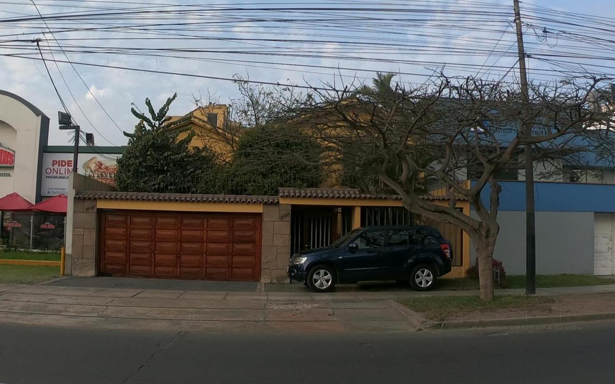 Foto Terreno en Venta en  Miraflores,  Lima  Miraflores