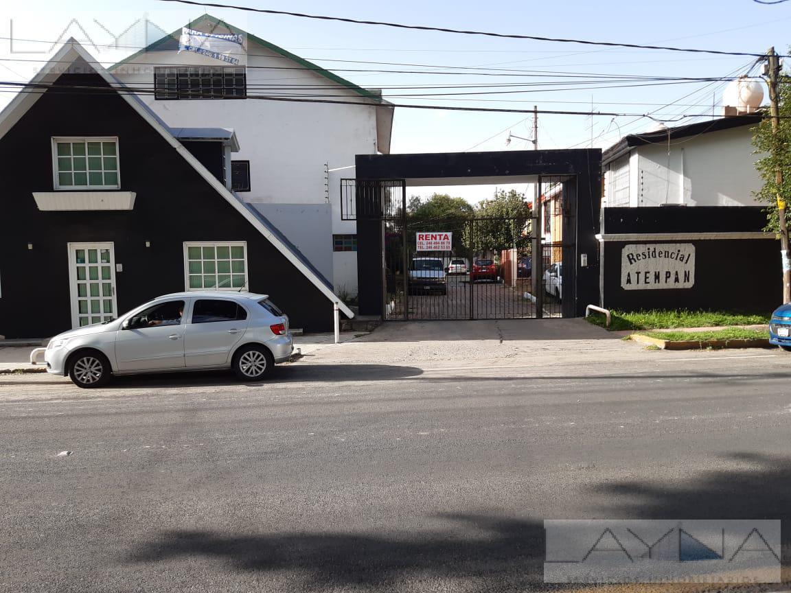 Foto Casa en Renta en  Tlaxcala ,  Tlaxcala  Boulevard Revolución # 20 Residencial Atempan, Colonia San Buenaventura Atempan, Tlaxcala, Tlaxcala, C.P. 90010