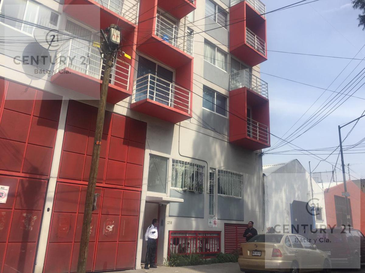 Foto Departamento en Renta en  Vallejo,  Gustavo A. Madero  FRANCISCO TAMAGNO 250-304