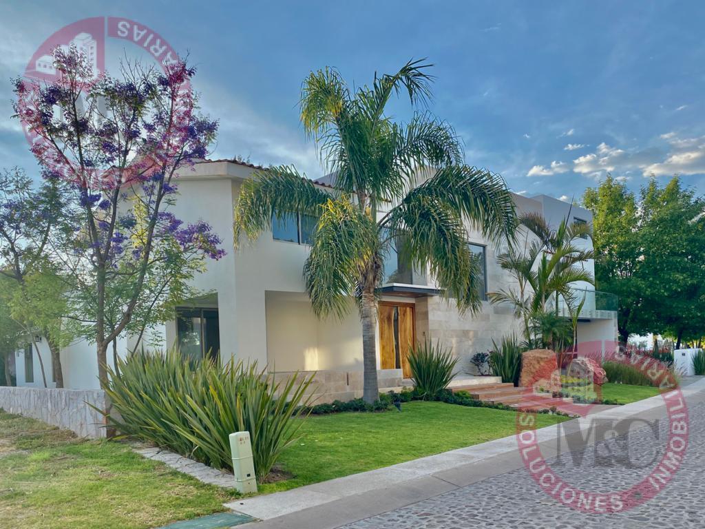 Foto Casa en Venta en  Condominio Rancho San Antonio,  Aguascalientes  VENTA HERMOSA CASA EN RANCHO SAN ANTONIO