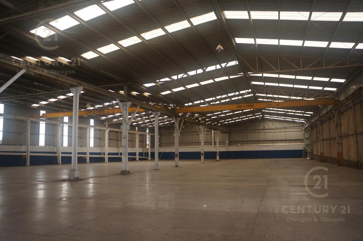 Foto Bodega Industrial en Renta en  Residencial Campestre San José,  León  Residencial Campestre San José