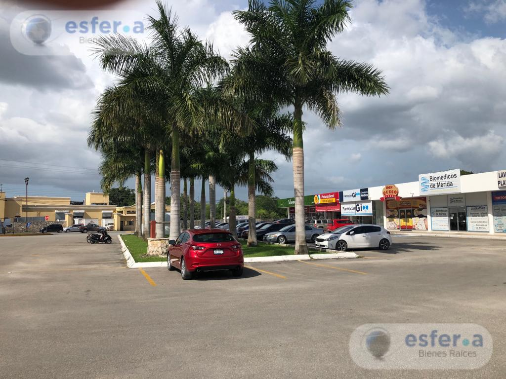Foto Local en Renta en  Mérida ,  Yucatán  Locales comerciales nuevos en Plaza Comercial en Fracc. Las Américas