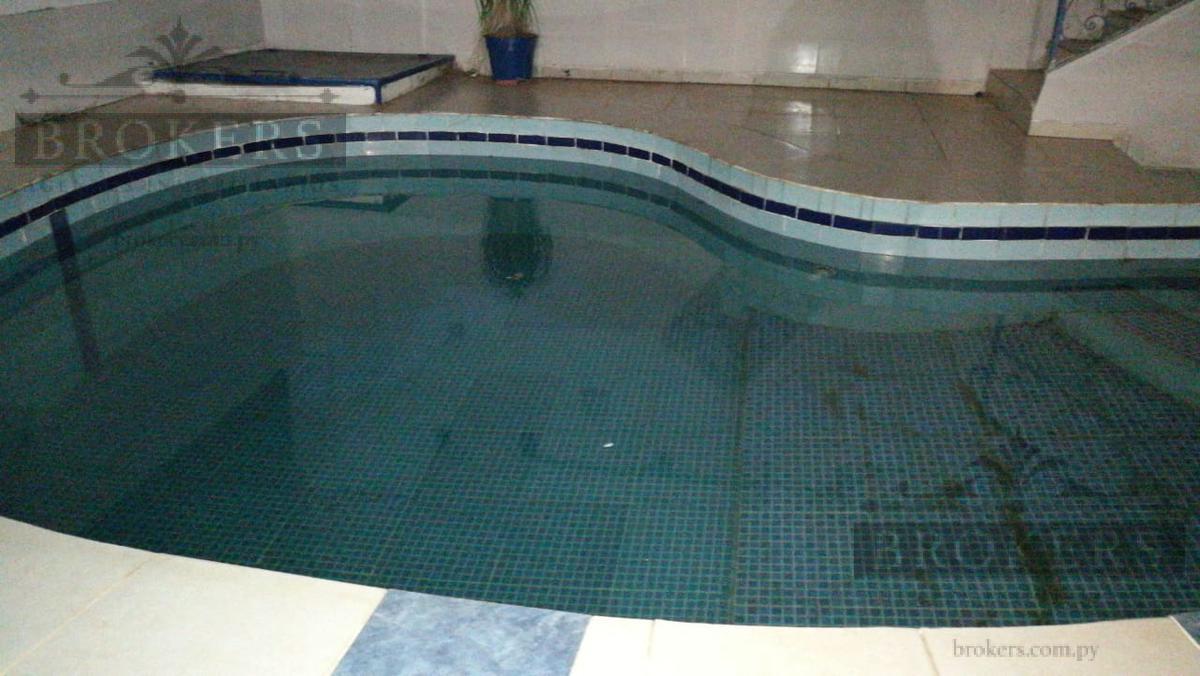Foto Departamento en Alquiler en  Luque ,  Central  Alquilo Duplex amoblado con piscina Zona Aeropuerto