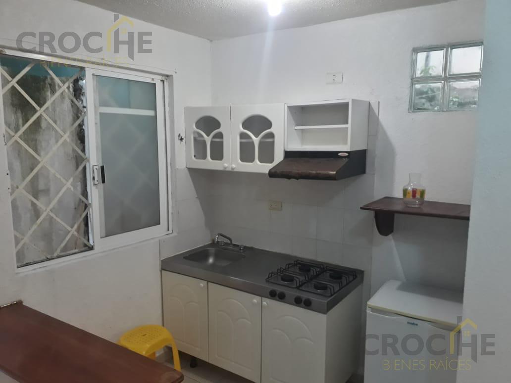 Foto Departamento en Renta en  Juan de La Luz Enríquez,  Xalapa  Departamento en renta en zona Justino Sarmiento Servicios agua e internet semiamueblado