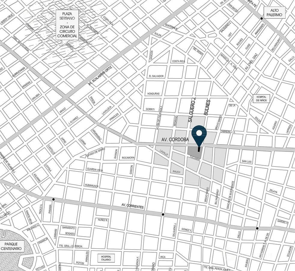 Foto Local en Alquiler en  Palermo ,  Capital Federal  Cordoba al 3600