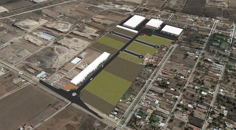 Foto Bodega Industrial en Renta en  Los Héroes,  El Marqués  BODEGA EN RENTA - GLOBAL PARK - QUERÉTARO