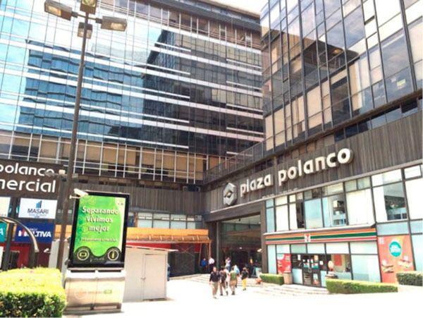 Foto Oficina en Renta en  Polanco,  Miguel Hidalgo  SKG Renta oficinas en Plaza Polanco, Colonia Polanco