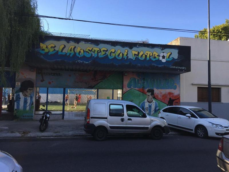 Foto Fondo de Comercio en Alquiler en  Villa del Parque ,  Capital Federal  BELAUSTEGUI, LUIS DR. 3041