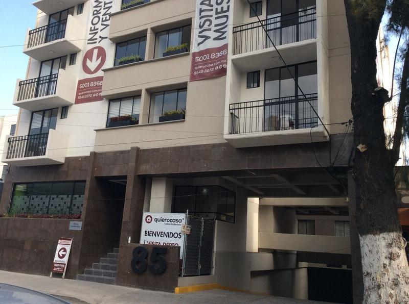 Foto Departamento en Renta en  San Bartolo Atepehuacan,  Gustavo A. Madero  SAN BARTOLO ATEPEHUACAN, DEPARTAMENTO EN RENTA