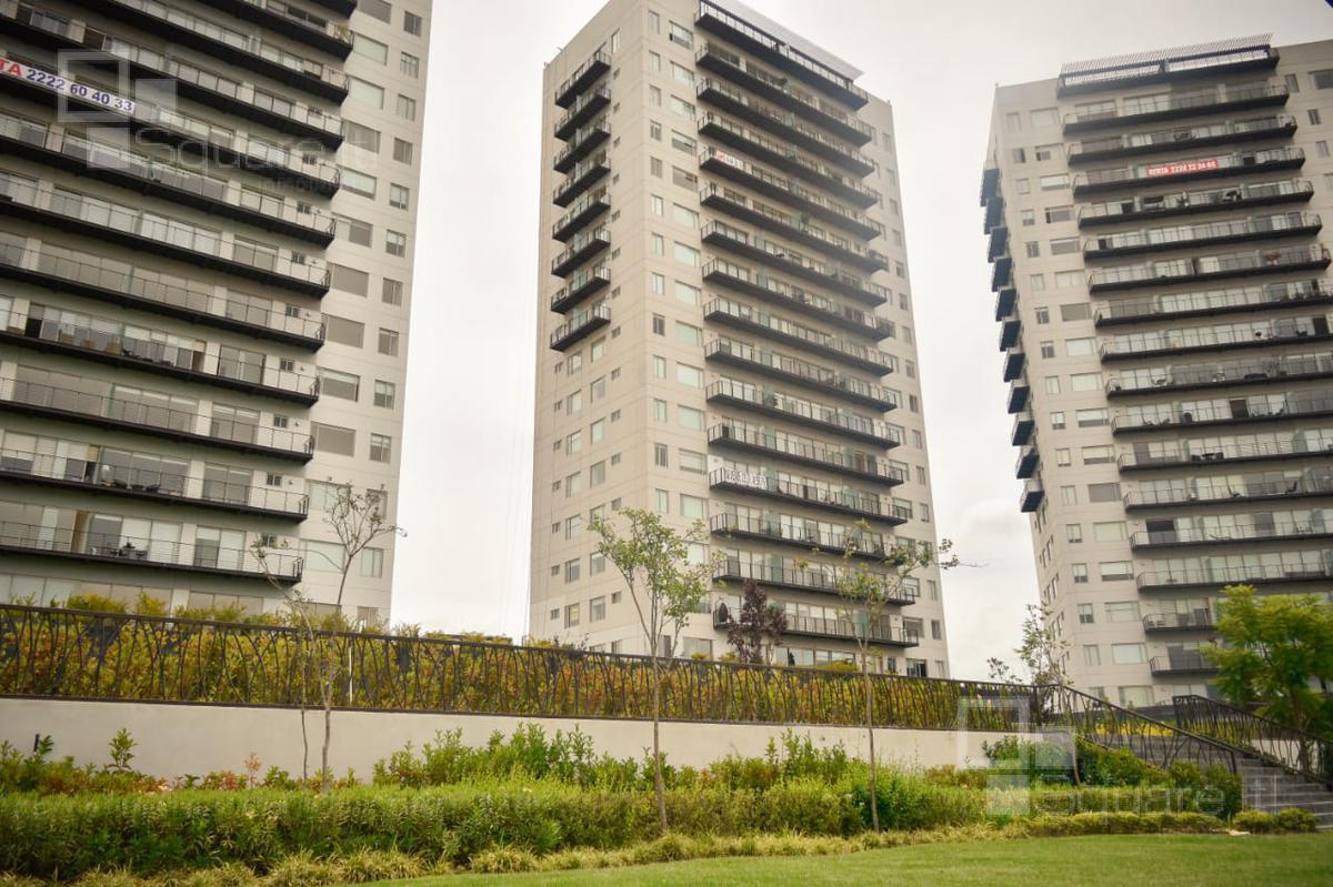 Foto Departamento en Renta en  Fraccionamiento Lomas de  Angelópolis,  San Andrés Cholula  Depto. en Renta Torre High Towers, Sonata, Amueblado, Nivel Ejecutivo