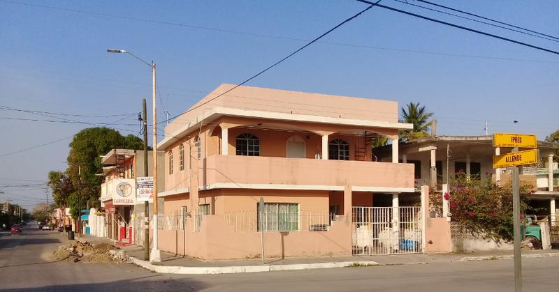 Foto Casa en Venta en  Vicente Guerrero,  Ciudad Madero  Casa Residencial en Venta Vicente Guerrero