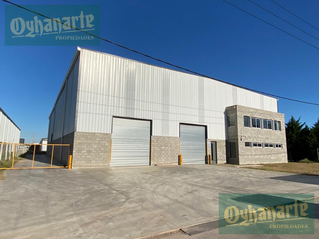 Foto Nave Industrial en Alquiler    en  General Rodriguez ,  G.B.A. Zona Oeste  Parque Industrial Sip Lote 12