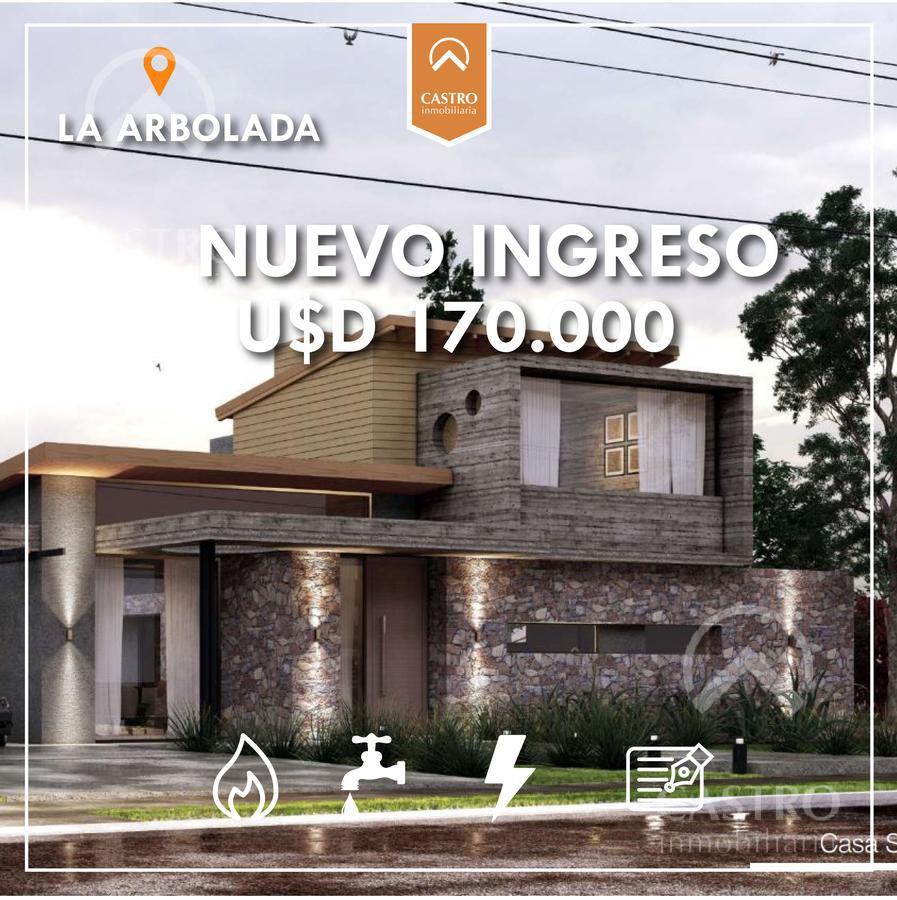 Foto Casa en Venta en  Merlo,  Junin  La Arbolada