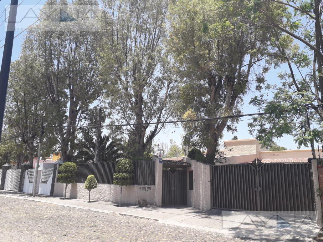 Foto Casa en Renta en  Fraccionamiento Jurica,  Querétaro  Jacarandas 132 Jurica