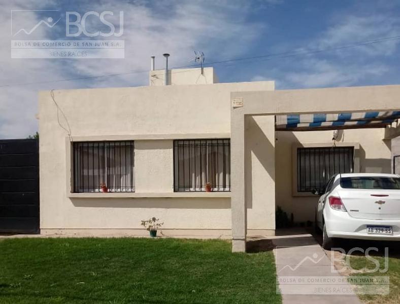 Foto Casa en Venta en  Rivadavia ,  San Juan  Barrio Natania Residencial II