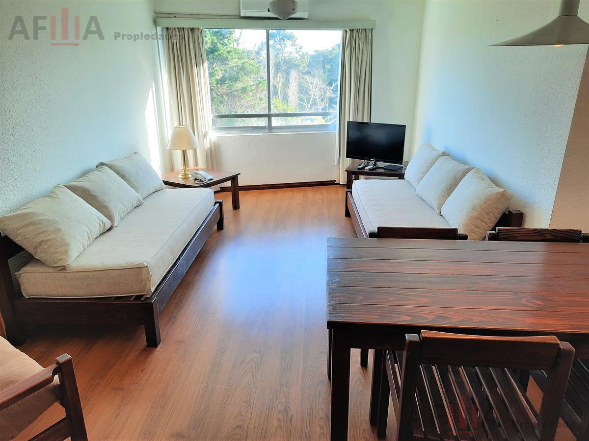 Foto Apartamento en Alquiler temporario en  Roosevelt,  Punta del Este  Roosevelt Parada 12 Edif Club del Sol piso 4