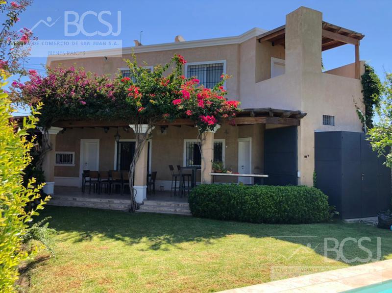Foto Casa en Venta | Alquiler en  Santa Lucia ,  San Juan  SAN FRANCISCO al 100